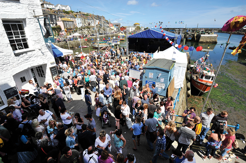 Cornish Feasts, Festivals & Fete 2019